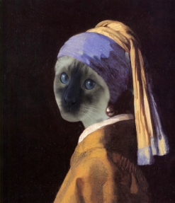Pearl Earing Mia